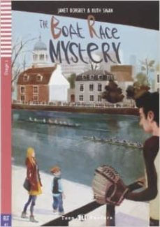 Descargar gratis ebooks web THE BOAT RACE MYSTERY + CD de  9788853617514 ePub (Spanish Edition)