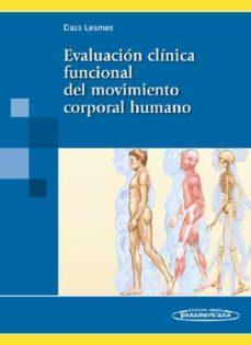 evaluacion clinico-funcional del movimiento corporal humano-javier daza lesmes-9789589181614