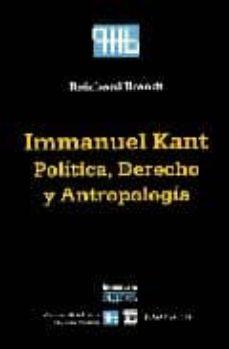 Permacultivo.es Immanuel Kant: Politica, Derecho Y Antropologia Image