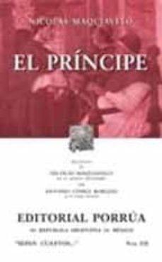 Vinisenzatrucco.it El Principe (24ª Ed.) Image