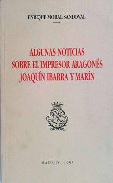Ironbikepuglia.it Algunas Noticias Sobre El Impresor Aragonés Joquín Ibarra Y Marín Image