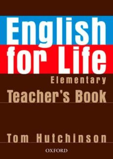 english for life workbook (beginner) (curso para adultos nivel elemental-pack para el profesor)-9780194306324