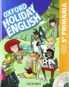holiday english 5º primaria pack 3ed cast-9780194546324