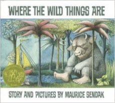 where the wild things are-maurice sendak-9780370007724