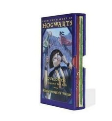 classic books from the library of hogwarts school of witchcraft a nd wizardry-j.k. rowling-9780439321624