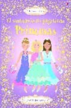Inmaswan.es Princesas Vestuario (Pegatinas) Image