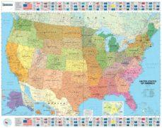 Emprende2020.es U.s.a. (Mapa Politico Michelin) Image