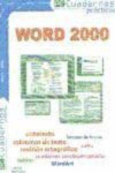 Titantitan.mx Word 2000 (Pc Cuadernos Tecnicos) Image