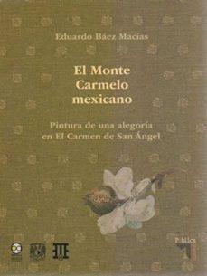 Bressoamisuradi.it El Monte Carmelo Mexicano: Pintura De Una Alegoria En El Carmen De San Angel Image