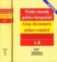 Titantitan.mx Gran Diccionario Polaco-español 2vols; Wielki Slownik Polsko-hisz Panski 2vols. Image