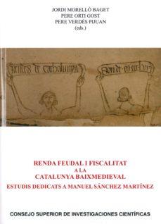 Chapultepecuno.mx Renda Feudal I Fiscalitat A La Catalunya Baixmedieval Image