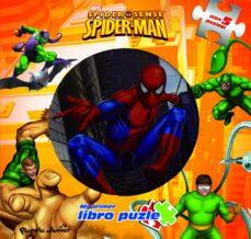 Ojpa.es Spiderman: Mi Primer Libro Puzle (Incluye 5 Puzles) Image