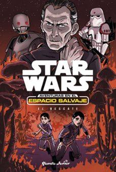 Canapacampana.it Star Wars. Aventuras En El Espacio Salvaje. El Rescate Image