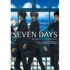 seven days, vol.1-venio tachibana-rihito takarai-9788416188024