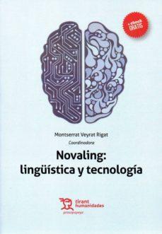 novaling: lingüistica y tecnologia-9788417069124
