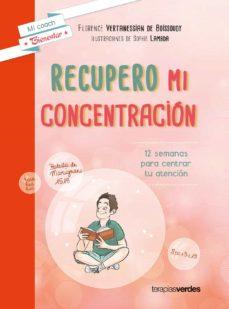 recupero mi concentración (ebook)-florence vertanesian-9788417180324