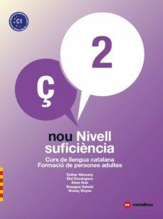 Descargar NOU NIVELL SUFICIÈNCIA 2 +QUADERN D ACTIVITATS. CURS DE LLENGUA CATALANA-FORMACIO DE PERSONES ADULTES gratis pdf - leer online