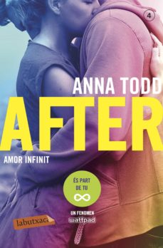 Descargar libros a iphone 4s AFTER 4: AMOR INFINIT 9788417420024 de ANNA TODD CHM