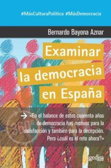 Geekmag.es Examinar La Democracia En España Image