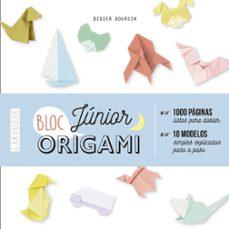 Audiolibro gratis descargas de ipod ORIGAMI BLOC JÚNIOR en español