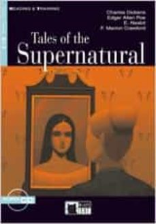 Descarga gratuita de libros electrónicos en línea en pdf. TALES OF SUPERNATURAL+CD (B1.2) (BLACK CAT. READING AND TRAINING) 9788431607524 in Spanish  de CHARLES DICKENS