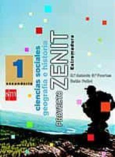 Geekmag.es Ciencias Sociales, Proyecto Zenit (1º Eso, Extremadura) Image