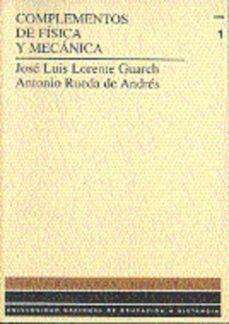 Inmaswan.es Complementos De Fisica Y Mecanica (U.n.e.d.) (3ª Ed.) Image