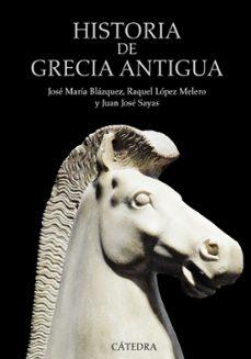 historia de grecia antigua-9788437630724