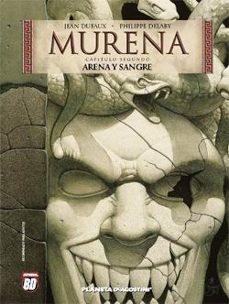4gf2: especial bd: murena nº 2: arena y sangre-jean dufaux-9788439581024