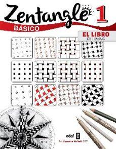 zentangle basico: el libro de trabajo-suzanne mcneill-9788441435124