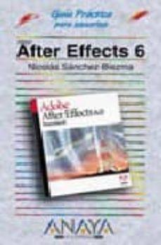 Viamistica.es After Effects 6 (Guias Practicas) Image