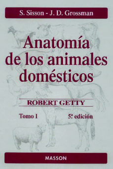 Ebook formato txt descargar ANATOMIA DE LOS ANIMALES DOMESTICOS TOMO I (5ª ED.) CHM in Spanish