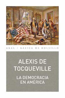 la democracia en america-alexis de tocqueville-9788446025924