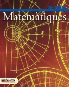 Iguanabus.es Matemàtiques 3 Eso. Llibre De L Alumne Educación Secundaria Obligatoria - Segundo Ciclo - 3º Image