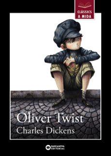Libros gratis descargar ipod touch OLIVER TWIST (CLASSICS A MIDA) 9788448930424 DJVU ePub