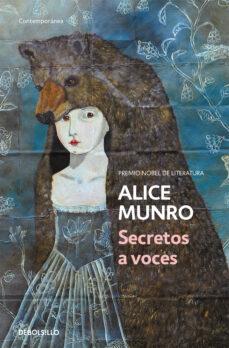 Descargar música de audio libro SECRETOS A VOCES de ALICE MUNRO