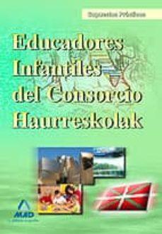 Bressoamisuradi.it Educadores Infantiles Del Consorcio Haurreskolak. Supuestos Pract Icos Image
