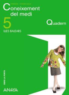 Followusmedia.es Coneixement Del Medi 5. Quadern.illes Balears Catalán Image