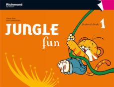 jungle fun 1 student s book pack-9788466812924