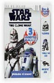 Lofficielhommes.es Star Wars: Clone Wars. 3 Maquetas Galacticas Image