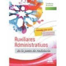Ojpa.es Auxiliares Administrativos De La Junta De Andalucia. Simulacros De Examen (7ª Ed.) Image