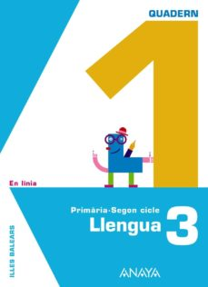 Emprende2020.es Llengua 3. Quadern 1.illes Balearscatalán Image