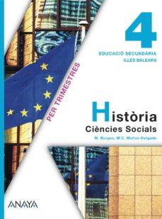 Permacultivo.es Història 4º Educacion Secundaria Illes Balears Catalán Image