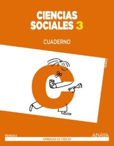 Permacultivo.es Ciencias Sociales 3º Educación Primaria Cuaderno 3 Murcia Image