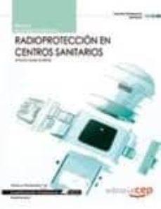 Descarga de libros electrónicos gratis MANUAL RADIOPROTECCION EN CENTROS SANITARIOS. CUALIFICACIONES PROFESIONALES
