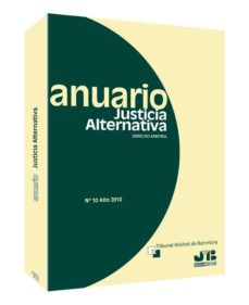 Titantitan.mx Anuario Justicia Alternativa: Derecho Arbitral Nº 10 Image