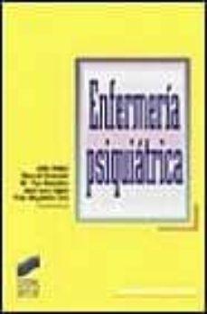 Ebooks gratis descargar formato txt ENFERMERIA PSIQUIATRICA (Spanish Edition) de JULIO BOBES RTF FB2