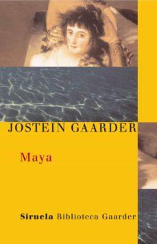 maya-jostein gaarder-9788478449224