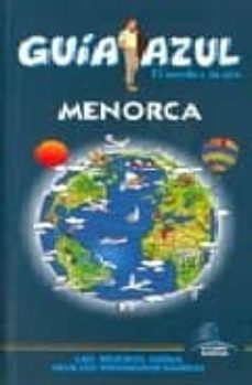 menorca (guia azul)-9788480235624