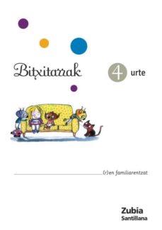 Mrnice.mx Bitxitarrak Infantil 4 Años (Fichas De Trabajo 1) Image